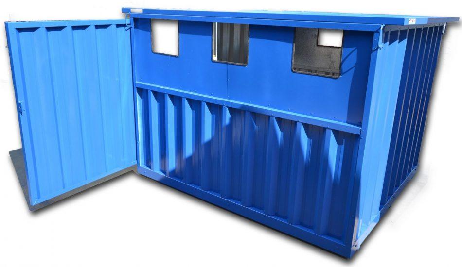 Container para coleta seletiva